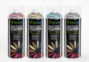 FloraLife®Aqua Spray Metallic
